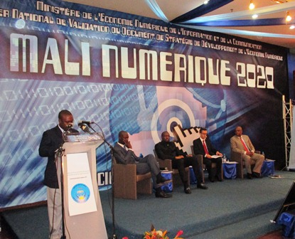 Plan Mali numérique 2020