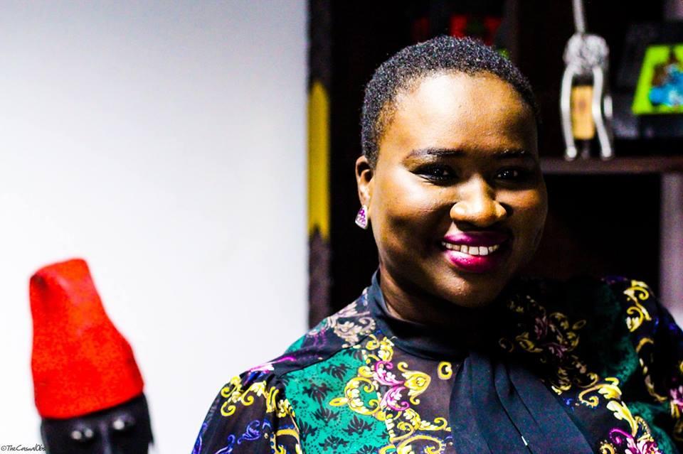 La blogueuse Moussoukoro Diop sur les reseaux sociaux