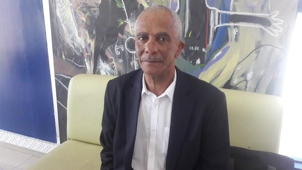 Alex-Corenthin Président ISOC-Sénégal