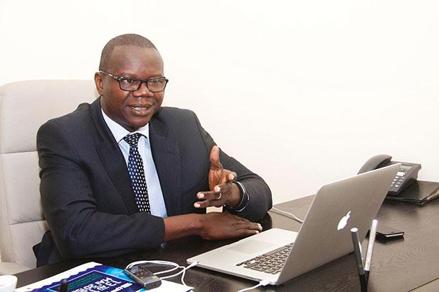 Antoine Ngom, Président Optic