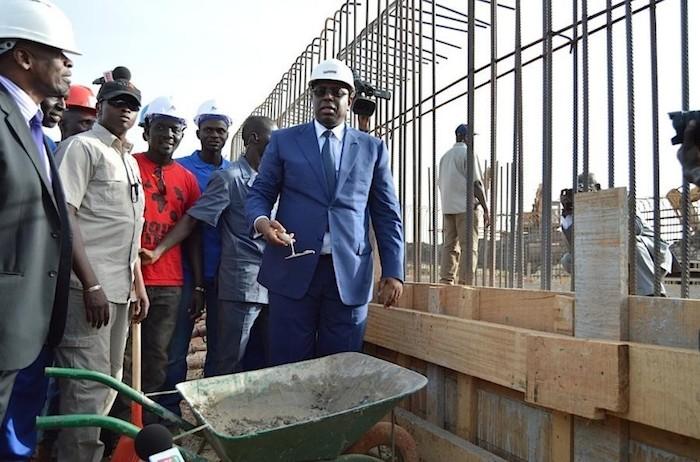 Projet smart ville Sénégal