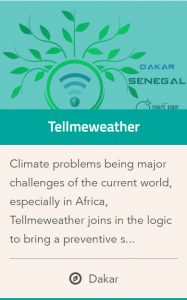 TellmeWeather