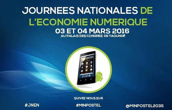 journees-nationales-de-l-economie-numerique-cameroun