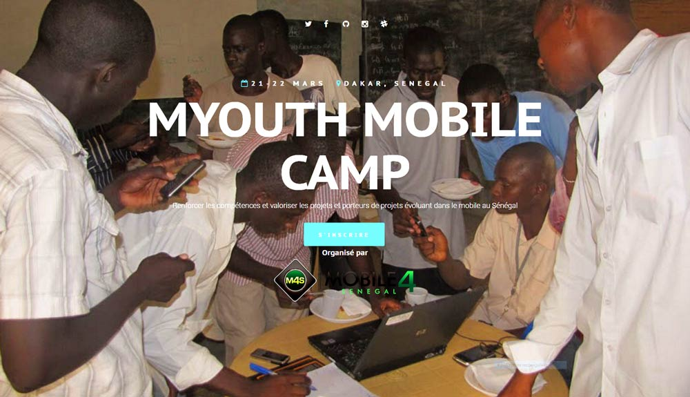 mYouth mobile camp
