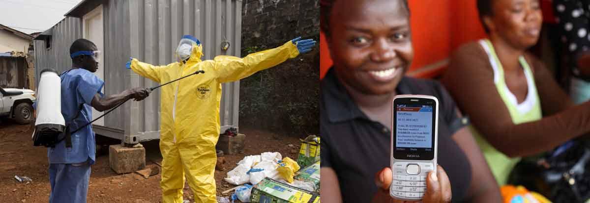 Better Than Cash paiement numerique contre Ebola