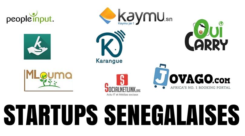 Startups-senegalaises