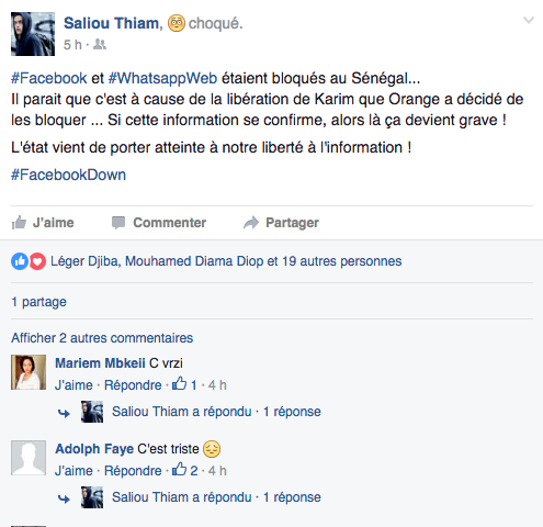 Facebook-blocage-senegal