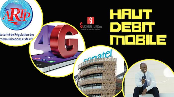 Haut Débit Mobile :  Ce qu'il faut  savoir  sur la 4G