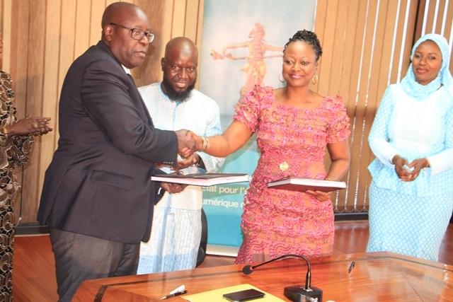Sonatel renouvelle son partenariat et renforce son appui à CTIC Dakar
