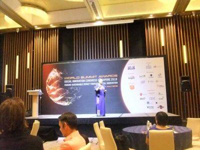 Dorothy K Gordon World Summit Awards