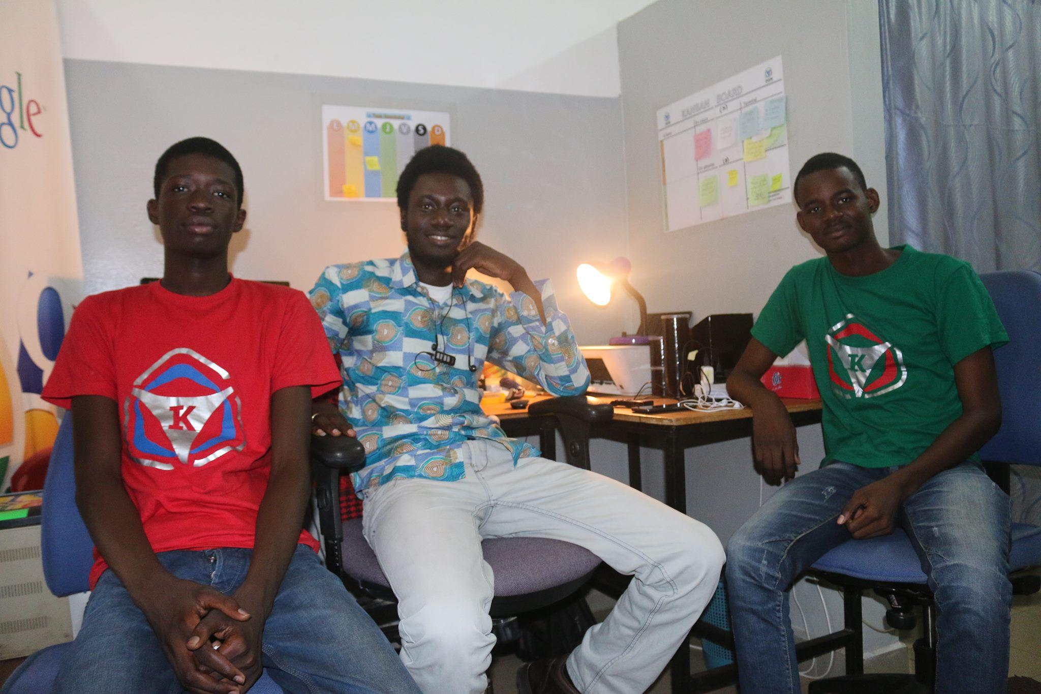 Développement web : L'ESP enfante sa première start-up