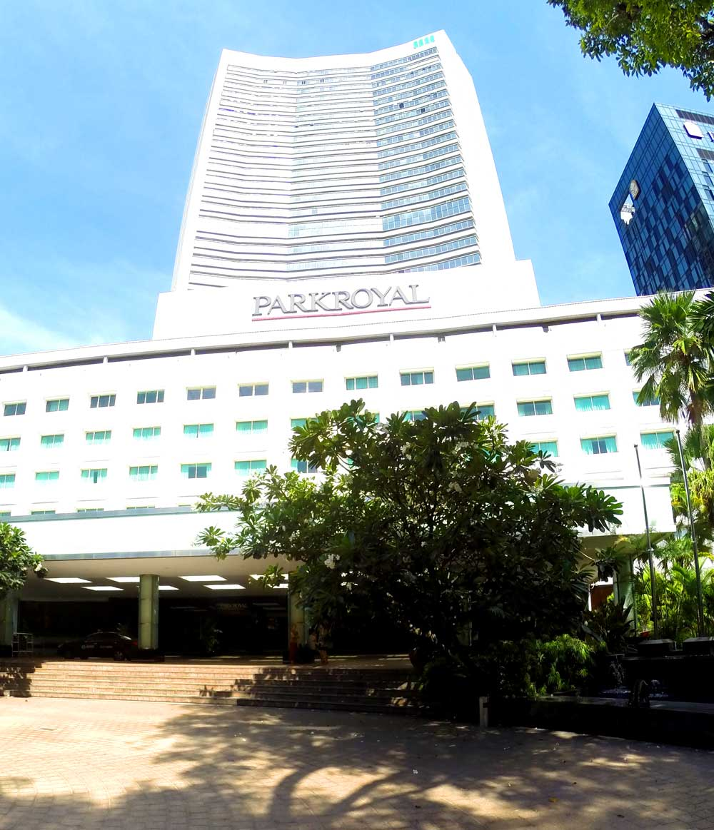 Parkroyal-on-beach-road-hotel-singapour