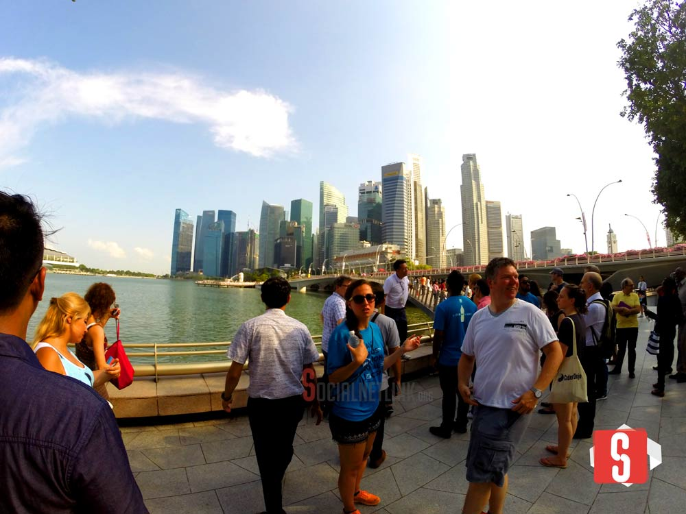 Singapour-tour