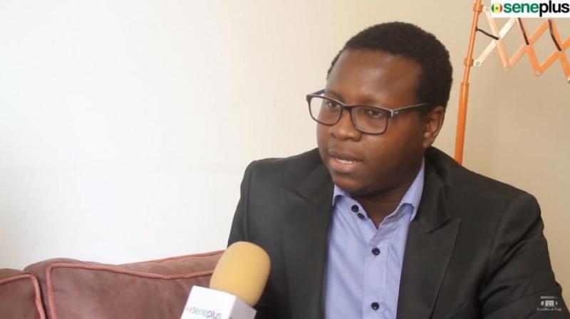Basile Niane CEO Social Net Link