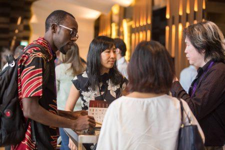 Gallerie Socialnetlink au World Summit Awards à Singapour
