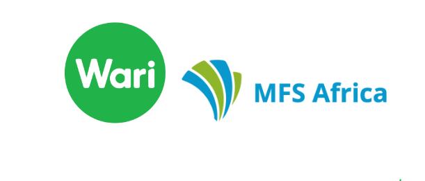 Partenariat Wari – MFS / Transfert d'argent en Afrique