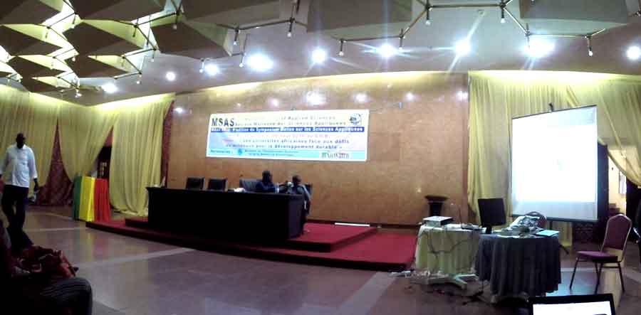 Symposium Malien sur les Sciences Appliquées RaspberryPi