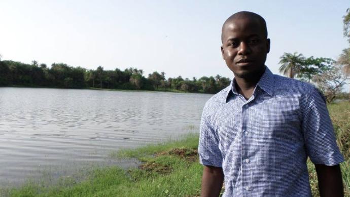 """Youssouph Bodian prime au Concours de Journalisme """"Eau et environnement"""" :"""