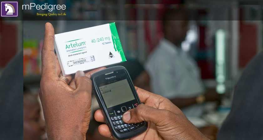 """Résultat de recherche d'images pour """"MPedigree, l'application mobile contre les faux médicaments (Ghana)"""""""