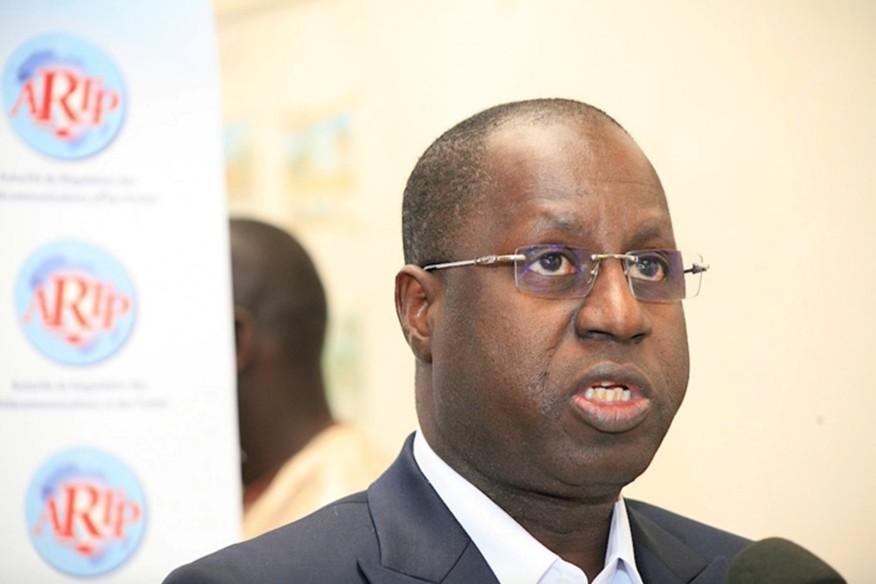 « Abdou Karim Sall, Directeur Général de l'Autorité de Régulation des Télécommunications et des Postes »
