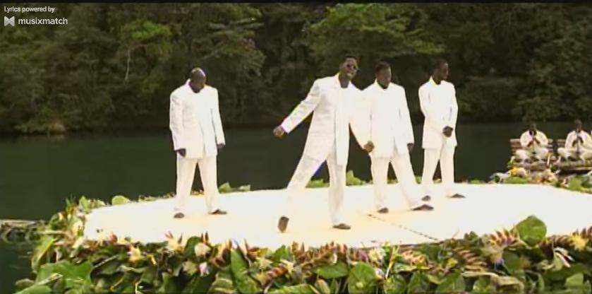 Capture de la vidéo des Boyz II Men - Doin' Just Fine