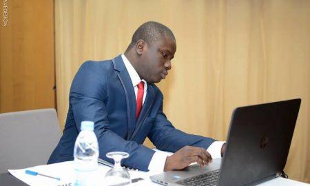 entrepreneur de la nouvelle économie, activiste et blogueur Africain né au Sénégal