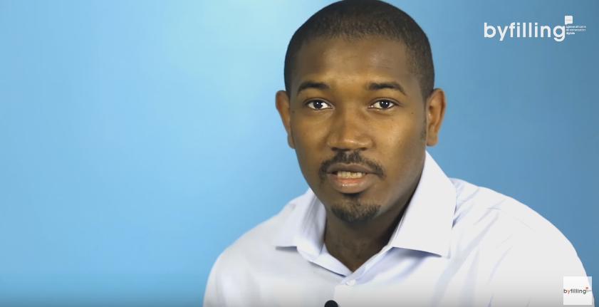 Mohamed Diallo CEO de l'agence By Filling parle du Digital en Afrique