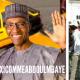 Addoul Mbaye ancien PM du Sénégal à la marche de l'opposition