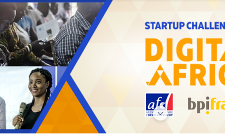 Concours Startup Challenge Digital Africa lancé par l'AFD
