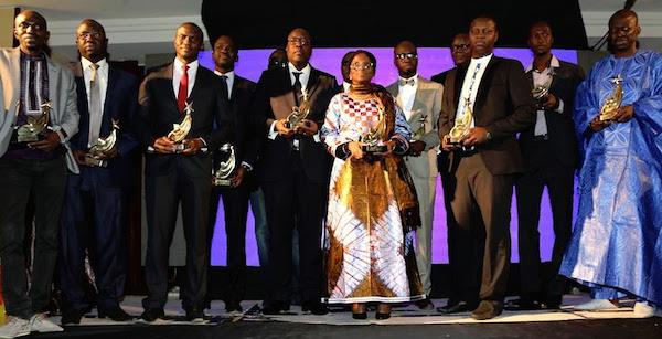 Cérémonie de remise des lauréats du Jambar Tech Awards