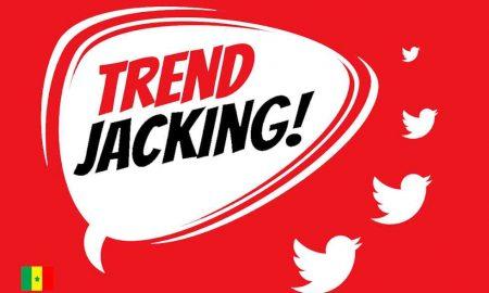 Le « Trendjacking » appliqué, l'exemple de @Kisspreservatif au Sénégal