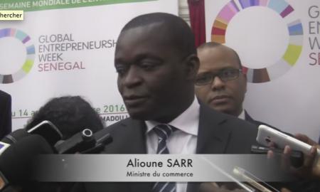 Alioune Sarr annonce le financement de 150 projets