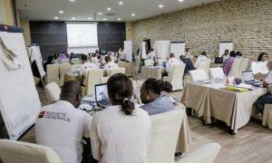 Hackathon avec la banque Societé Générale