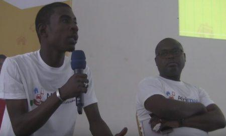 Conférence de presse du lancement de la startup Afrimalin Sénégal