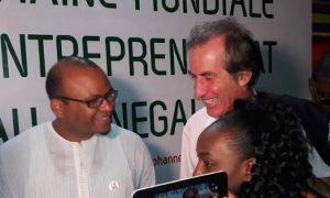 Lancement de la french Tech au Sénégal