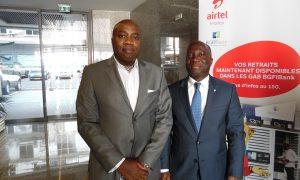 Mobile Banking : Airtel Gabon s'adosse à BGFI Bank