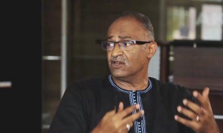 """Mabousso Thiam Directeur Général de Adepme invité de l""""émission Entreprenariat sur la RTS1"""