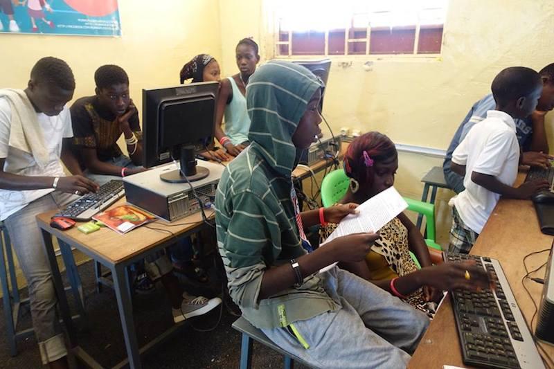 Développement de sites web : le programme mJangale initie des élèves  au codage informatique