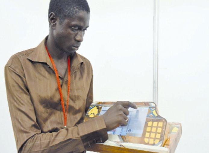 La Tablette Somtou en mode Test pour le secteur informel