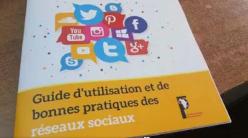 Un guide sur l'utilisation des réseaux sociaux