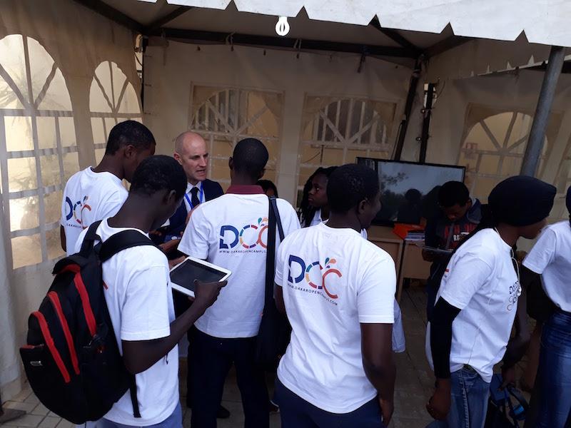 Dakar Open Campus : Le Sénégal étrenne son premier campus tourné vers l'innovation et le numérique