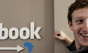mark zuckerberg facebook Afrique