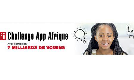 RFI Challenge App Afrique 2017