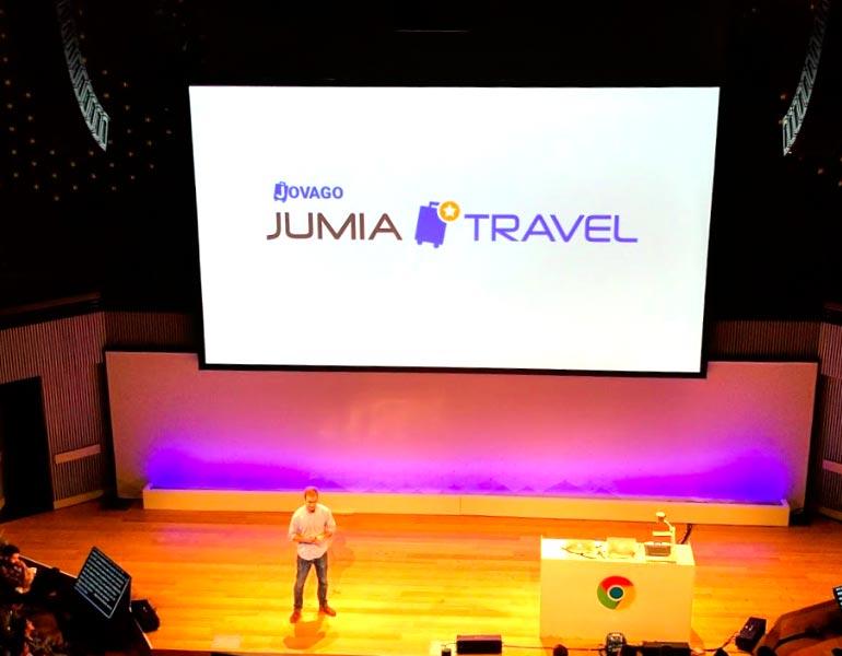 google jumia travel