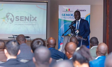 Lancement Point Echange au Sénégal