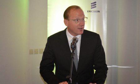 Nicolas Blixell nouveau patron d'ericsson pour l'Afrique de l'Ouest
