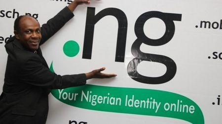 Au Nigéria le nom de domaine national de la République fédérale, a atteint les 100 000. Selon la l'Association chargée de l'enregistrement Internet au Nigéria, ce chiffre prouve un déclin progressif des noms de domaine étrangers au Nigeria, ainsi que la prise de conscience des entreprises nationales présentes sur Internet