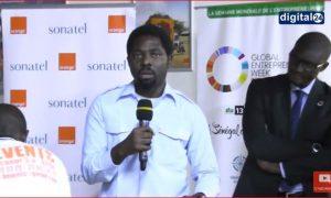 """A l'occasion de la semaine mondiale de l'entrepreneuriat (GEW), Jokkolabs en partenariat avec Orange/Sonatel a organisé un rencontre sous le thème : """"Buzz des Startpp""""."""