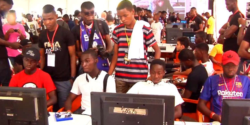 Festival de l'Electronique et du Jeu vidéo d'Abidjan 2017