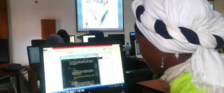 women techmakers bamako mali